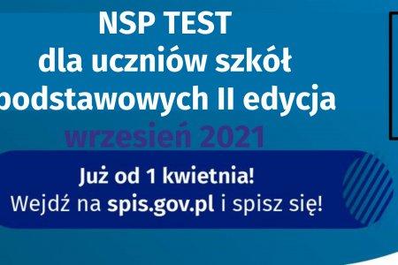 Konkurs test wiedzy o Narodowym Spisie Powszechnym...