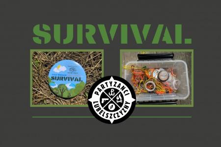 Wakacyjne zajęcia z survivalu