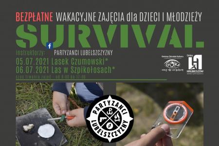 Misja wakacje - Survival
