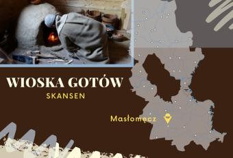 wioska Gotów-Skansen